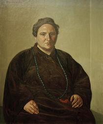 Gertrude Stein / Gemälde v. F.Vallotton by AKG  Images