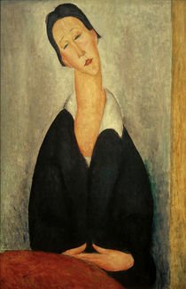 Amedeo Modigliani, Portrait of a Polish woman by AKG  Images