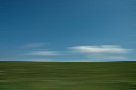 Deich und himmel motion blur