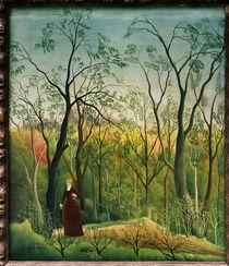 H.Rousseau, Waldspaziergang von AKG  Images
