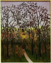 H.Rousseau, Winkel in der Hochebene... von AKG  Images