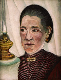 H.Rousseau, Portrait of second wife by AKG  Images