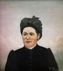 H.Rousseau, Porträt eines Mannes von AKG  Images