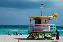Miami beach häuschen