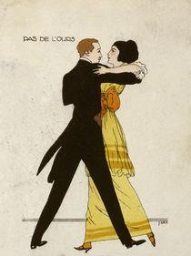 Pas de l'Ours / Bildpostkarte 1914 von AKG  Images