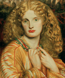 D.G.Rossetti, Helen of Troy by AKG  Images