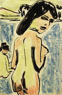 E.L.Kirchner / Bather at a Lake by AKG  Images