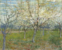 The Pink Orchard / V. van Gogh  / Painting 1888 by AKG  Images