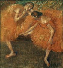 Degas, Two dancers / 1898 by AKG  Images