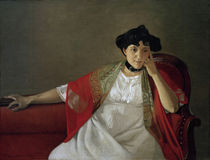 Félix Vallotton, The artist's wife by AKG  Images