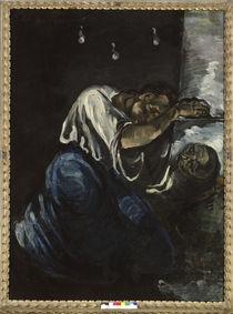 P.Cézanne, La Madeleine (ou La Douleur) von AKG  Images
