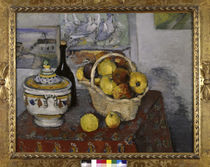 P.Cézanne / Still-life with tureen by AKG  Images