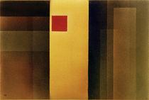 W.Kandinsky, Rotes Quadrat von AKG  Images