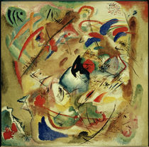 Kandinsky / Dreamy Improvisation / 1913 by AKG  Images