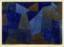 P.Klee, Rocks at Night / 1939 by AKG  Images