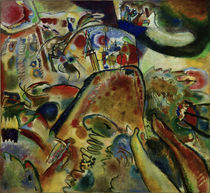 W.Kandinsky / Small Pleasures by AKG  Images
