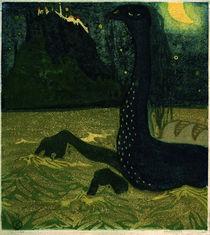 W.Kandinsky, Mondnacht von AKG  Images