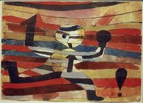 Paul Klee, Läufer (Runner) / 1920/25 by AKG  Images