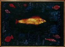 Paul Klee / The Golden Fish / 1925 by AKG  Images