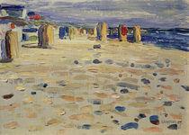 W.Kandinsky, Holland – Strandkörbe von AKG  Images