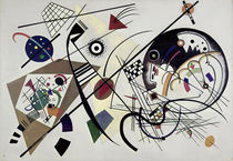 Kandinsky / Continuous Line / 1923 by AKG  Images