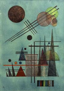 Wassily Kandinsky, Quer und Hoch von AKG  Images