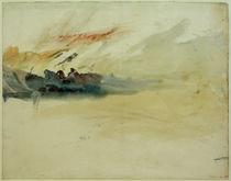 W.Turner, Stürmischer Himmel by AKG  Images
