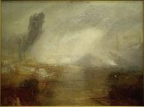 W.Turner, Die Themse oberhalb der Waterloo Bridge by AKG  Images