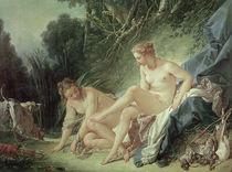 F.Boucher, Diana im Bade von AKG  Images