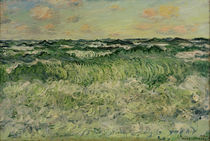 Claude Monet / Marine Painting / 1881 by AKG  Images