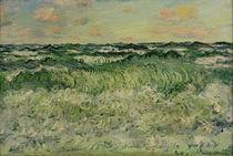 Claude Monet, Seestück (Seestudie) von AKG  Images