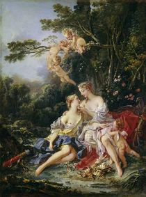 F.Boucher, Jupiter und Kallisto von AKG  Images