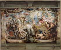 P.P.Rubens, Triumph of the Church by AKG  Images