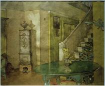 """G.Munthe, Interieur von """"Leveld"""". Der Eingang by AKG  Images"""