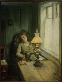 Chr.Krohg, Müde von AKG  Images