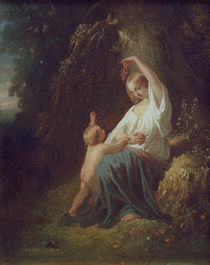 Jozef Israëls, Mother and Child by AKG  Images
