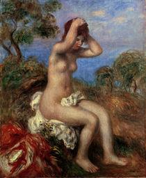 Renoir / Badendes Mädchen von AKG  Images