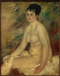A.Renoir,  Nach dem Bade von AKG  Images