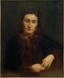 A.Renoir, Die Dame im Pelz by AKG  Images