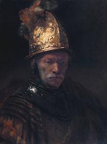 Rembrandt / Mann mit dem Goldhelm/um 1650 by AKG  Images