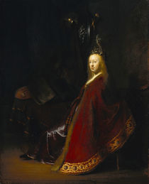 Rembrandt, Minerva by AKG  Images