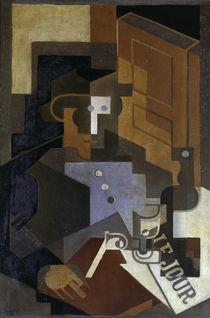 Juan Gris, Le Tourangeau, 1918 von AKG  Images