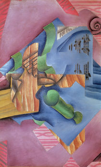 Juan Gris, Still Life With Violin, 1913 by AKG  Images