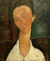 Amedeo Modigliani, Lunia Czechowska by AKG  Images