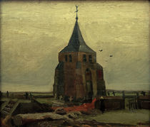 V. van Gogh, The old tower at Nuenen by AKG  Images