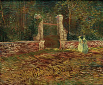 V. van Gogh, Park Voyer d'Argenson by AKG  Images