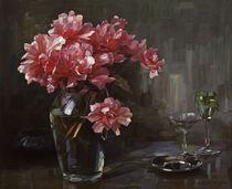 A.Koester, Blumen in Glasvase by AKG  Images