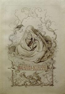 J.K.A.Musäus, Rolands Knappen / Ludwig Richter by AKG  Images