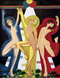E.L.Kirchner, Farbentanz II by AKG  Images