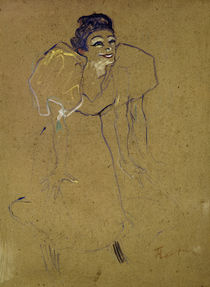 Polaire / Sketch by Toulouse-Lautrec / 1895 by AKG  Images